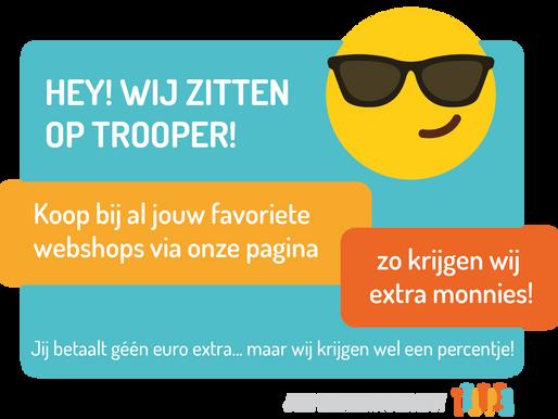 IKWV is aangemeld bij Trooper!