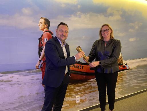 Bert Gunst neemt het roer over als voorzitter IKWV