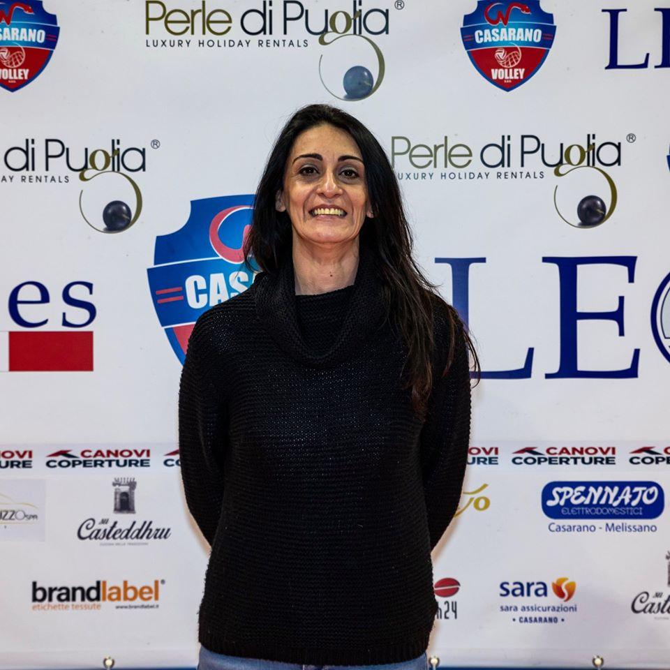 BARBARA CARLINO RESPONSABILE SETTORE GIOVANILE