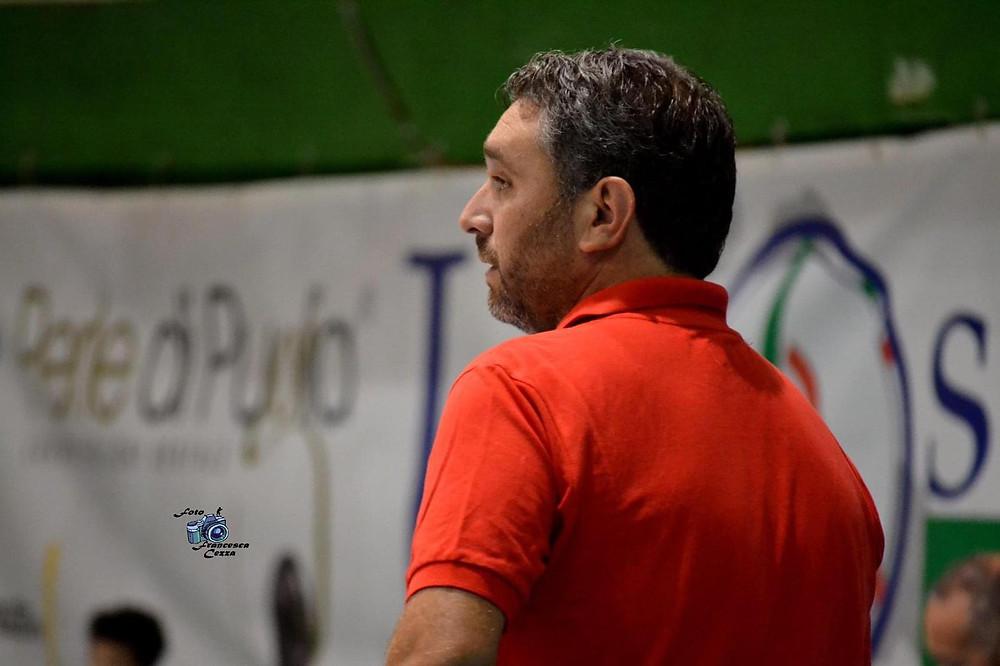 FABRIZIO LICCHELLI - HEAD COACH CASARANO VOLLEY