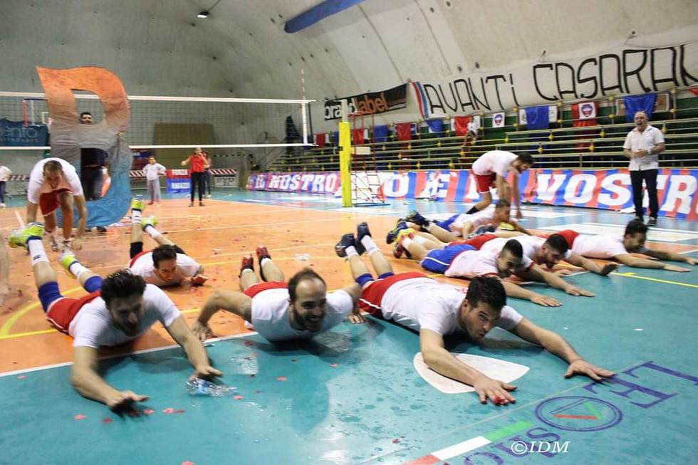 casarano volley promozione serie b