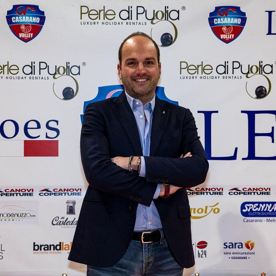 Luigi Anastasia - Direttore Sportivo Leo Shoes Casarano