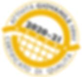 Logo certificazione qualità fipav casarano volley