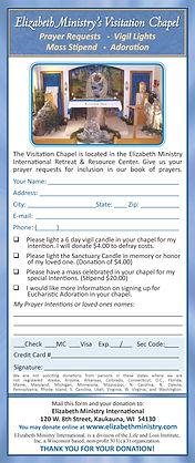Support | Elizabeth Ministry International | Kaukauna, WI