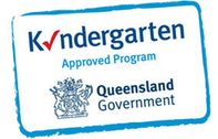 Ascot Childcare & Kindy are a Queensland Government Kindergarten Approved Program
