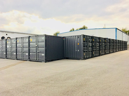 Location containers stockage Nivelles