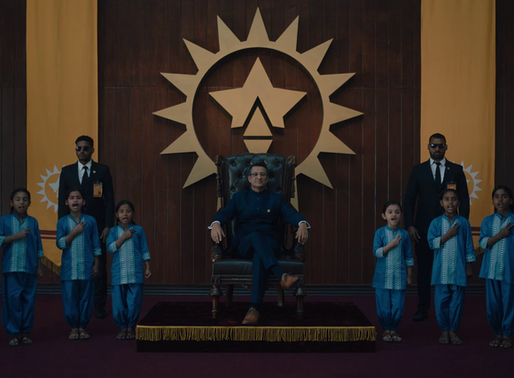 Analysis: The Significance of Leila (2019) in the Age of Technology