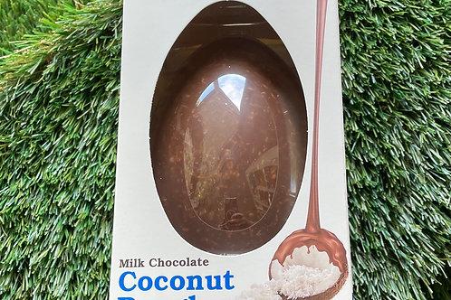 Milk Chocolate Coconut Rough Egg 150g