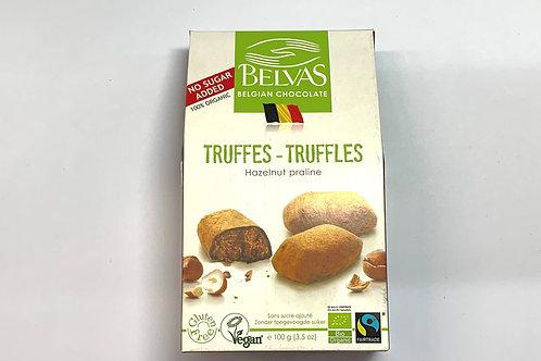 Belvas Truffles - No Added Sugar