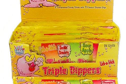 Triple Dippers