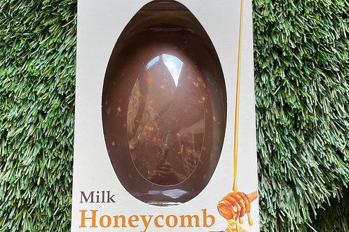 Milk Chocolate Honeycomb Egg 150g