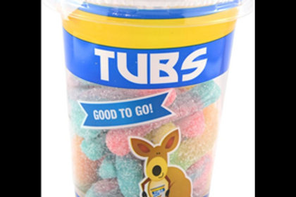 Tubs Sour Worms