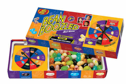 Jelly Belly Bean Boozled Game with Spinner