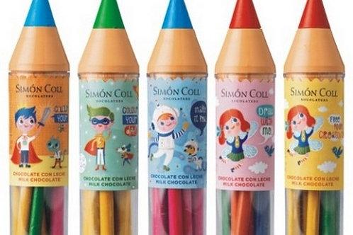 Simon Coll Chocolate Pencils