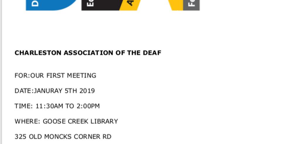 CAD General Meeting