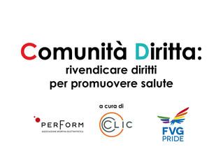 Comunità diritta: rivendicare diritti per promuovere salute