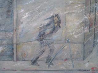 Presentazione della mostra di pittura di Livio Rosignano