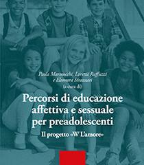 """Presentazione libro: """"Percorsi di educazione affettiva e sessuale per preadolescenti"""""""