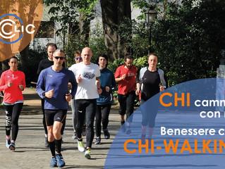 Chi cammina con noi? Benessere e movimento con il CHI-walking