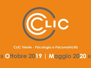 CLIC, SI RIPARTE! Pronto il programma di attività 2019-2020