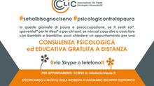 CLIC PER L'EMERGENZA CORONAVIRUS