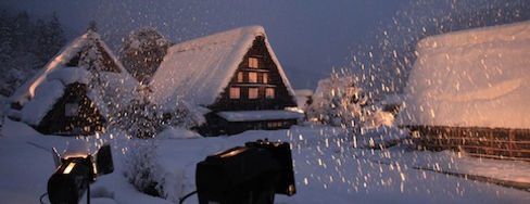 Shirakawa-go Light -up