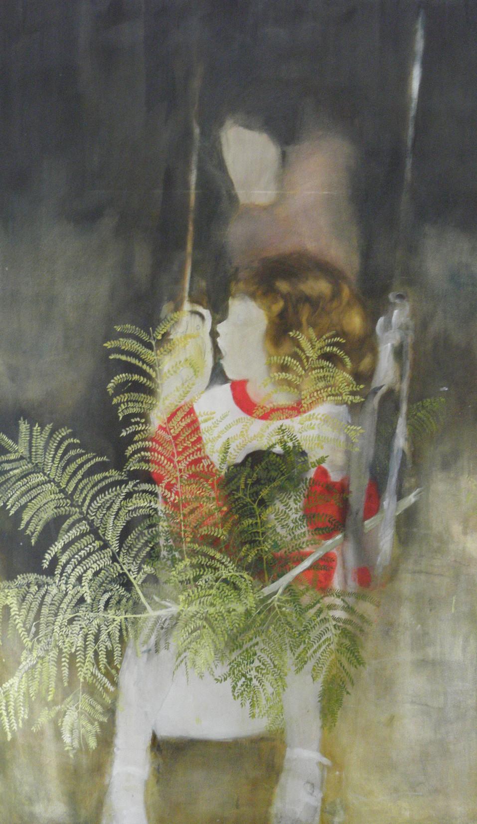 The Swing (Leaf Girl)/ L'Escarpolette