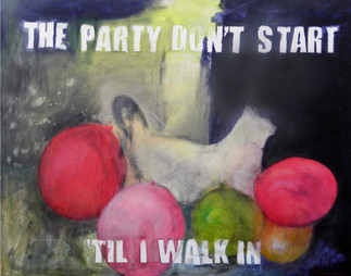 The Party Don't Start