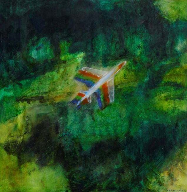 Google Earth Plane