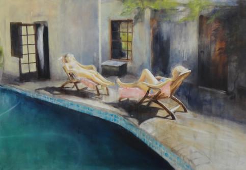 Swimming Pool Girls