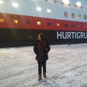 Traveling on the Hurtigruten