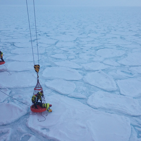 Climate Science in Antarctica
