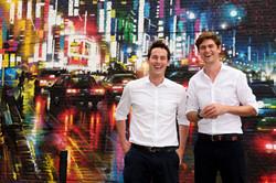 Tom & Will : WiredScore