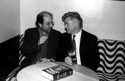 Salman Rushdie & John Irving