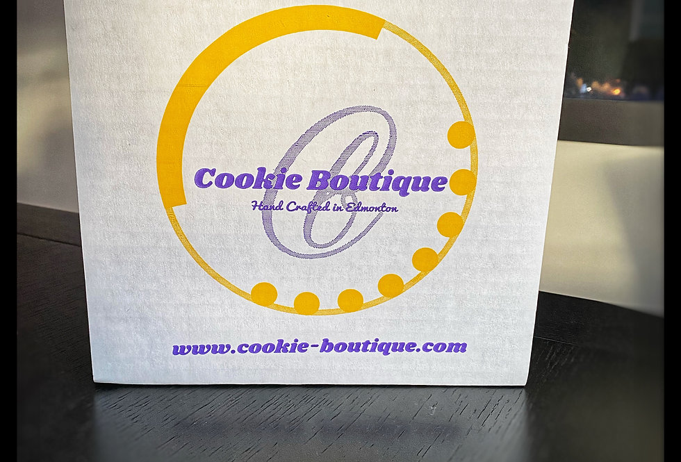 Custom Cookie Box 1/2 Dozen
