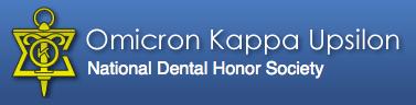 Omicron Kappa Upsilon Logo Grand Forks, ND
