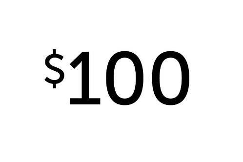 $100 General Gift