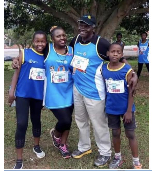 Cancer Fundraising Marathon