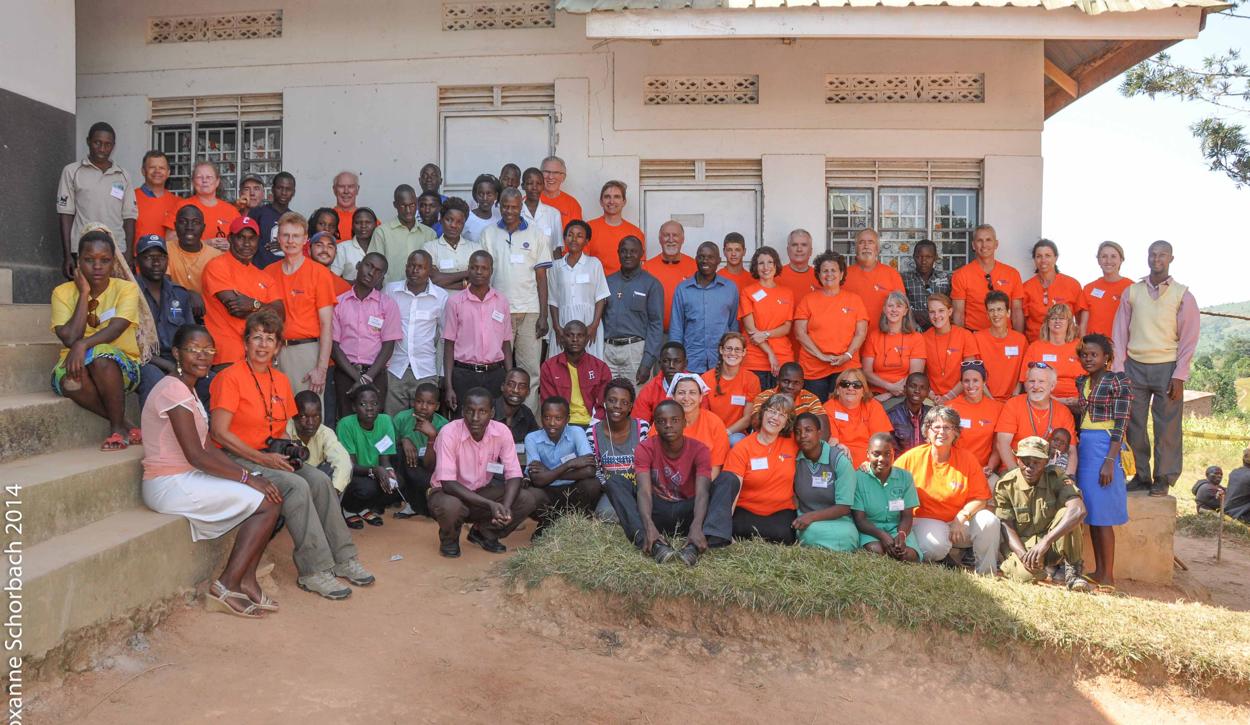 2014 Mission Team