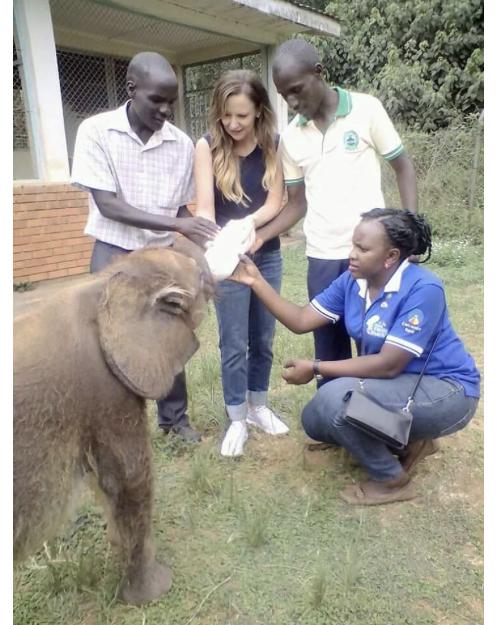 Uganda Wildelife Educational