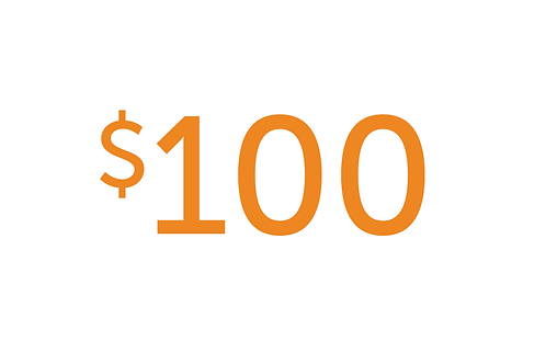 $100 Gift to Empower