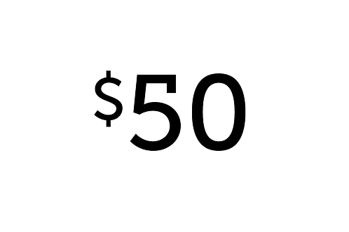 $50 General Gift