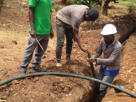 Clean Water to Kabingo
