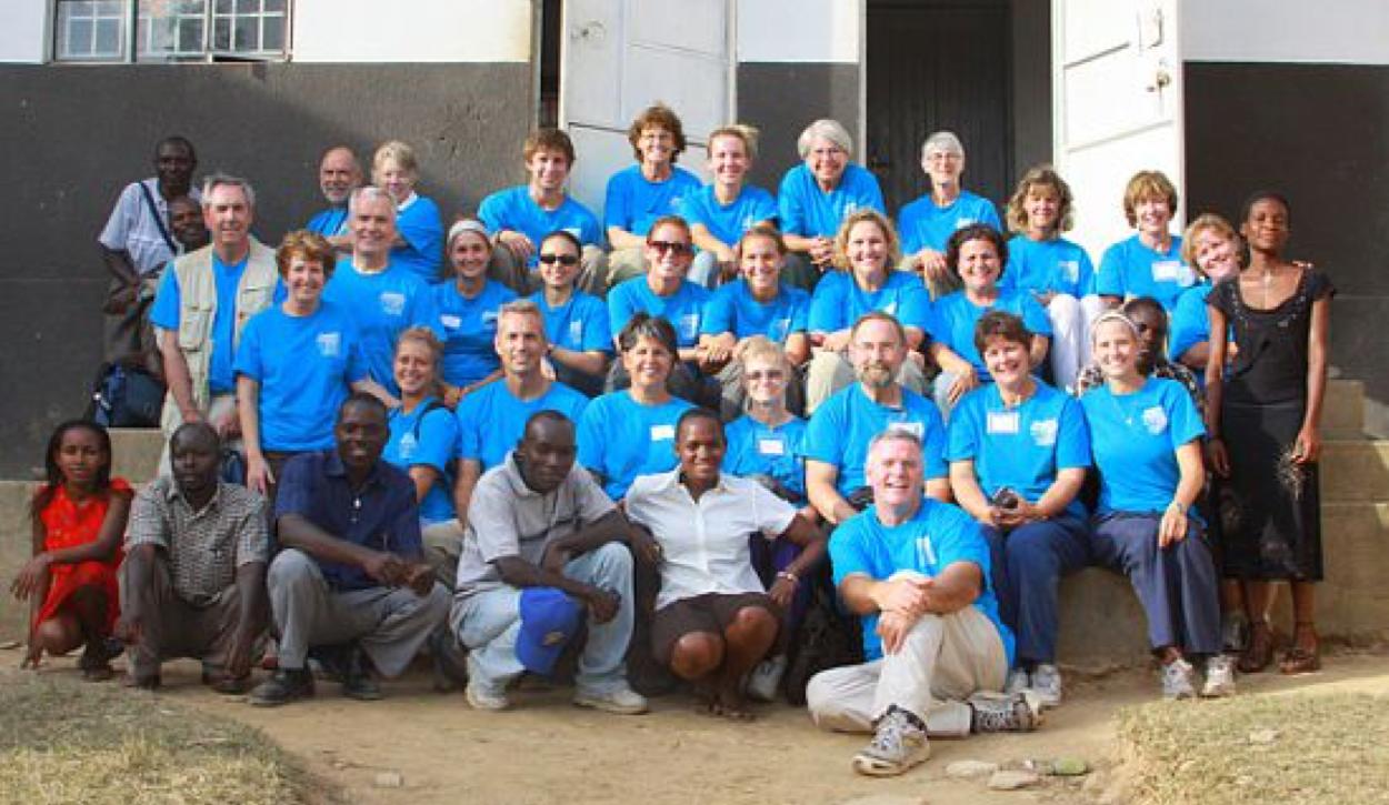2010 Mission Team