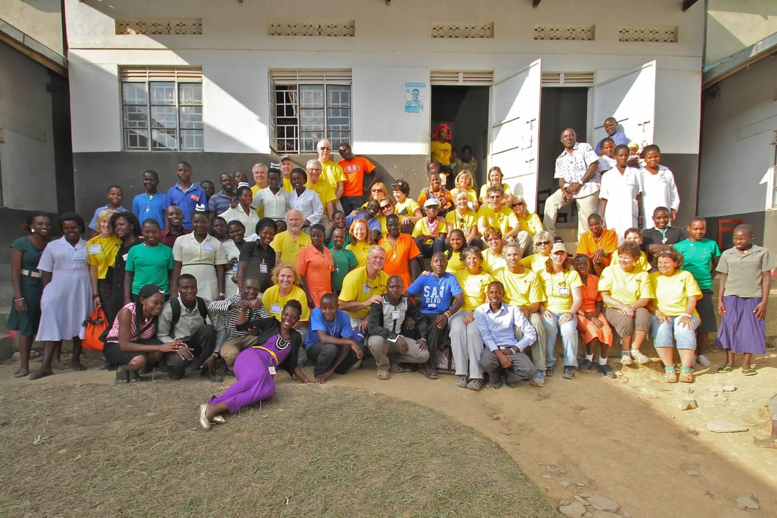 2012 Mission Team