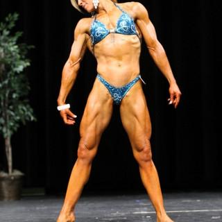 Kris Shanahan NGA Women's Physique