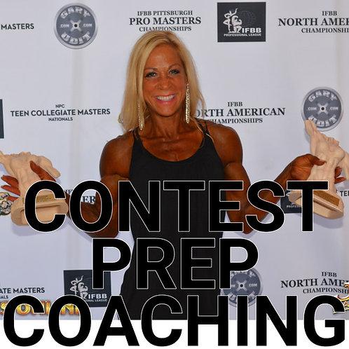 Kris Shanahan Contest Prep Coaching 02360
