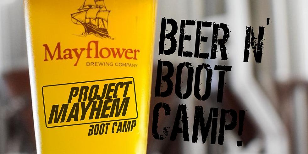 Beer N' Boot Camp!