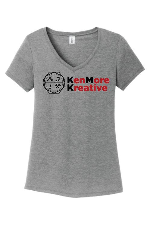 Kenmore Kreative Ladies V-neck
