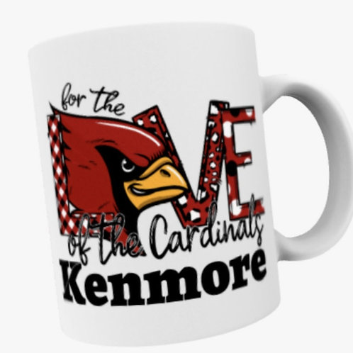 For the Love of the Cardinals Mug